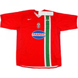 2005-06 Juventus Maglia Away XL *Nuova