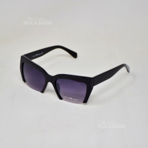 Sunglasses Richmond Jr77501 Black Shiny Spatial Lens Black