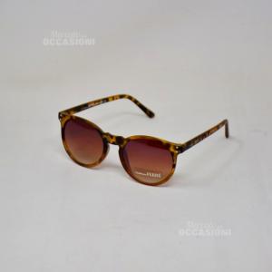 Sunglasses Ferrè Gf79702 Tortoiseshell The Beautiful Lens Brown