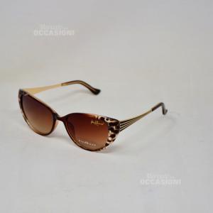 Sunglasses Richmond Jr70906 Tortoiseshell Style Years 50 Lens Narrone