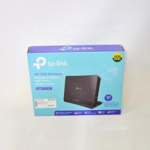 Modem Router Tp-link Ac100 Wireless (with Garanzia12-01-19)