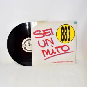 Vinyl Music 883 Six A Myth