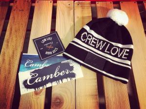 CAMBER CREW LOVE