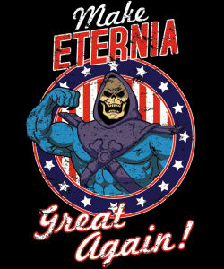 Masters Of The Universe T-Shirt: Skeletor ver.2