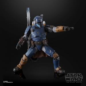 Star Wars: The Mandalorian Black Series - Heavy Infantry Mandalorian Exclusive