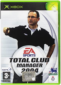 Xbox: Total Club Manager 2004