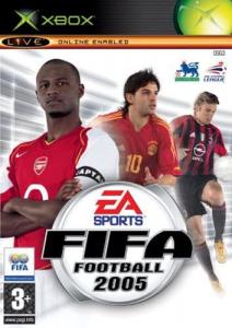 Xbox: Fifa Football 2005