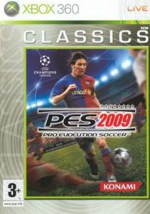 Xbox 360: Pro Evolution Soccer 2009 - Classics