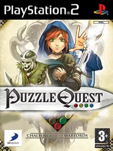 Playstation 2: Puzzle Quest: Challange Of The Warlords