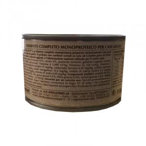 DISUGUAL - UMIDO PROFESSIONAL PETS MANZO CON CAROTE 150 GR