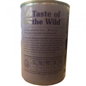 TASTE OF THE WILD - SIERRA MOUNTAIN  395 gr