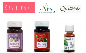 Kit Self Control -20% con codice: naturautocura