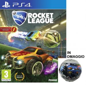 Ps4: Rocket League + macchinina
