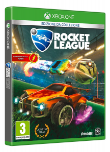 Xbox One: Rocket League