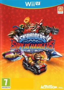 Nintendo Wii U: Skylanders Superchargers