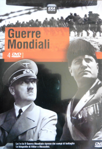 4 Dvd Documentario: Guerre Mondiali by Exa