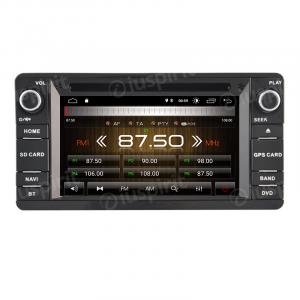 ANDROID 10 autoradio 2 DIN navigatore per Mitsubishi ASX Outlander Lancer 2013-2016 GPS DVD USB SD WI-FI Bluetooth Mirrorlink