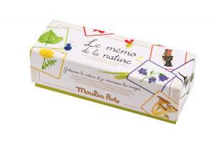 Memori gioco della natura di Moulin Roty