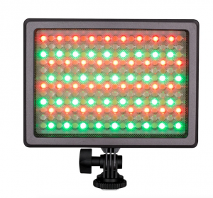 Mini Pannello MixPad 11 LED on Camera RGB