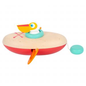 Giocattolo d'acqua Canoa con carica Pellicano
