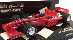 U.S. Gp At Indianapolis Event Car 2003 1/43