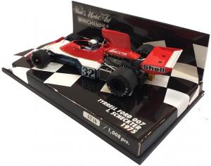 Tyrrell Ford 007 1975 I. Scheckter 1/43