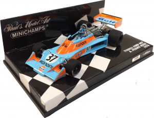 Tyrrell Ford 007 1976 A. Pesenti Rossi 1/43