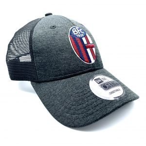 TRUCKER NEW ERA NERO Bologna Fc