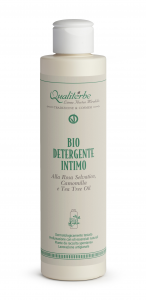 Intimate cleanser with Wild Rose, Chamomile and Tea Tree - PARABEN FREE