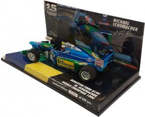 Benetton Ford B194 Michael Schumacher World Champion Gp 1994 1/43