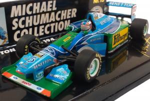 Benetton Ford B194 Suzuka World Champion 1994 Michael Schumacher 1/43