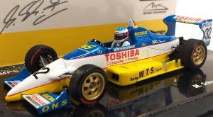 Reynard Spiess F8P3 Michael Schumacher Macao Gp 1989 1/43