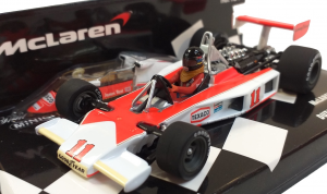 McLaren Ford M23 Dutch Gp Winner 1976 J. Hunt 1/43