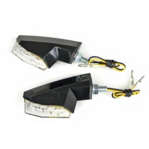 206010B COPPIA FRECCE LED OMOLOGATE MOTOCICLI SCOOTER 12 V 1 W