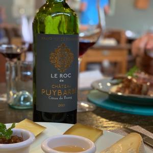 Le Roc de Chateau Puybarbe -  AOC Cotes De Bourg 2017