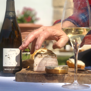 L'Hommée Champagne Brut  Premier Cru