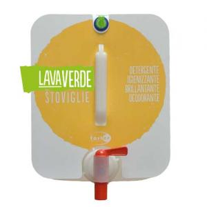 ECOLAVO Stoviglie Aecsto15 Detersivo Detergente Pulizia Della Casa