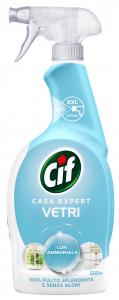 CIF Vetri TRIGGER 750 Ml.  Detergenti Casa