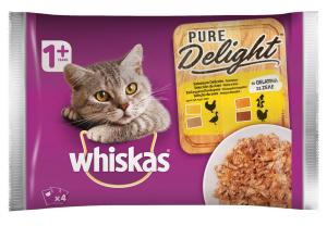 WHISKAS Stracetti Delicato Alimento Per gatti 85 gr