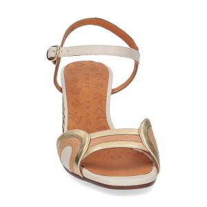 Chie Mihara sandalo Losma pelle beige-3