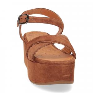 Chie Mihara sandalo Olinda camoscio cuoio-3