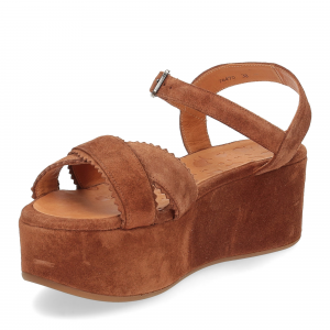 Chie Mihara sandalo Olinda camoscio cuoio-4