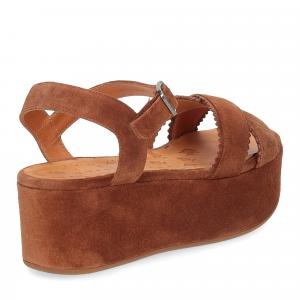 Chie Mihara sandalo Olinda camoscio cuoio-5