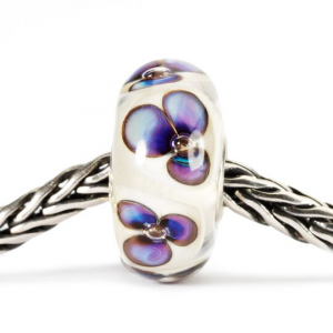 Beads Trollbeads, Violette Avorio