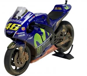 Yamaha YZR-M1 Valentino Rossi Movistar Yamaha Moto GP Malaysia MotoGp 2017