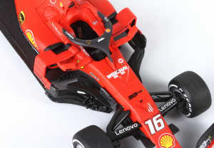 Ferrari SF90 Italian Grand Prix 2019 Winner Charles Leclerc 1/43