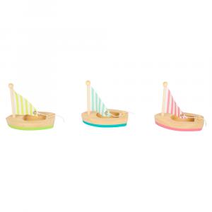 Gioco acquatico Barche a vela