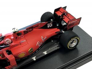 Ferrari SF90 Belgium GP 2019 Charles Leclerc 1/43