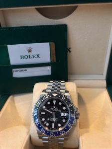 Orologio mai indossato Rolex Gmt Master II