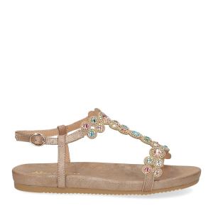 Alma en Pena sandalo oporto bronze v20833-2
